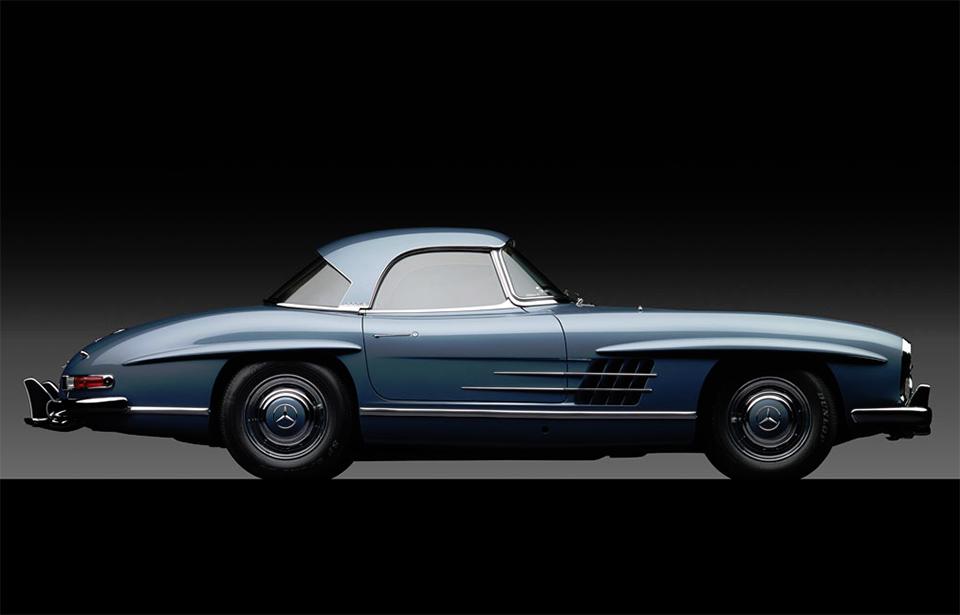 1960 Mercedes-Benz 300 SL Roadster 5