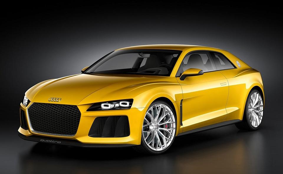 Audi Sport Quattro Concept 1