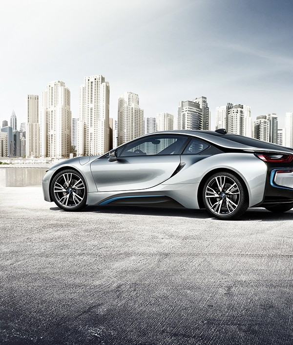 BMW i8 Plug in Electric Sports Car 12 600x706 BMW i8 Plug in Hybrid Sports Car Officially Revealed