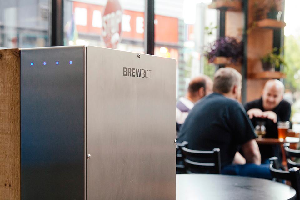 BrewBot – the Smart Brewing Appliance (2)