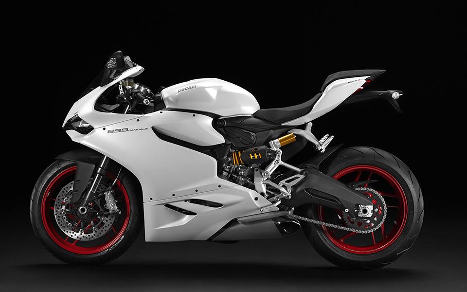 Ducati 899 Panigale Motorcycle 5