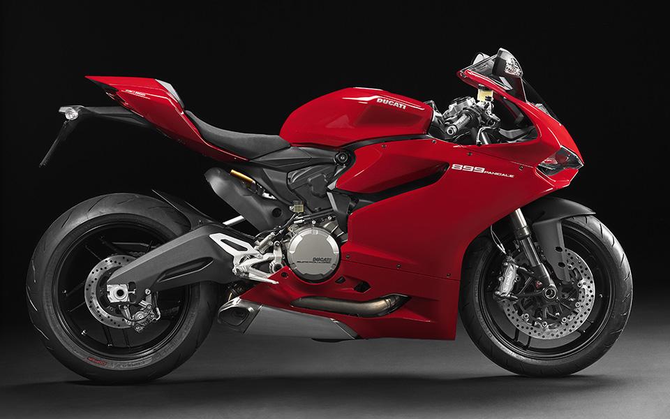 Ducati 899 Panigale Motorcycle 6
