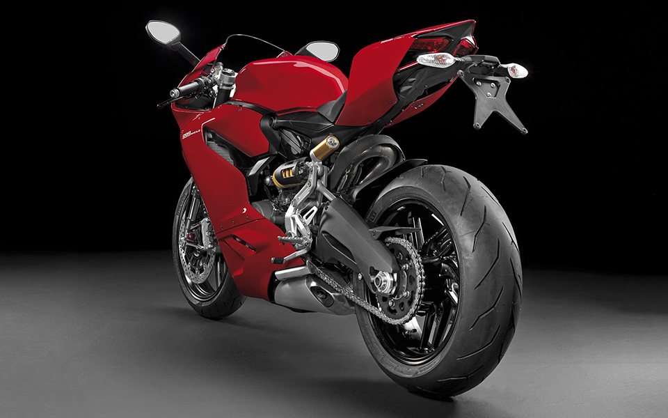 Ducati 899 Panigale Motorcycle 7
