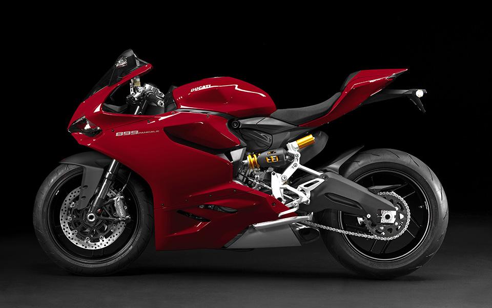 Ducati 899 Panigale Motorcycle 8