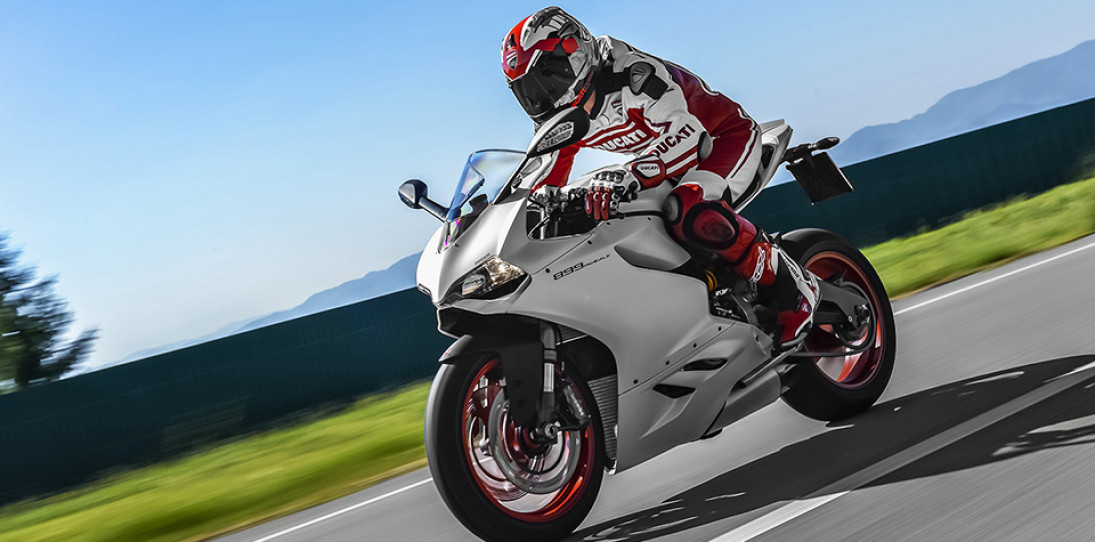 Ducati 899 Panigale Motorcycle