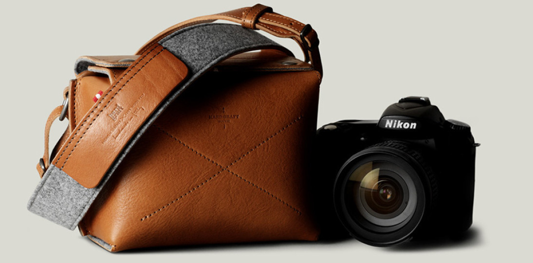 Hard Graft Camera Accessories FW 2013