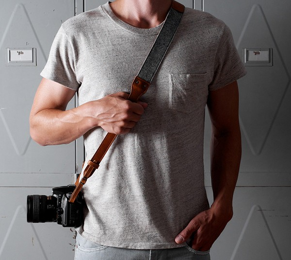 Hard Graft Hang Camera Strap 2