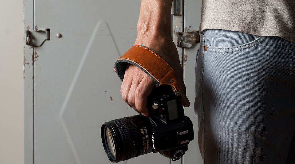 Hard Graft Hold Camera Handle 1