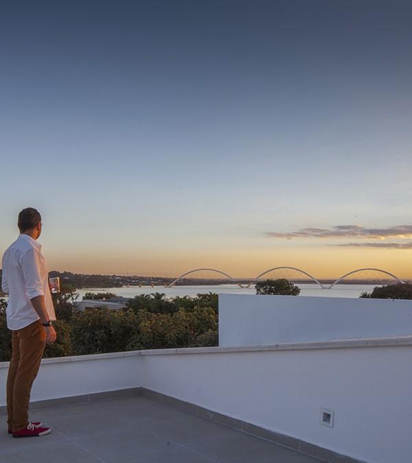 Linhares Dias House by DOMO Arquitetos 14