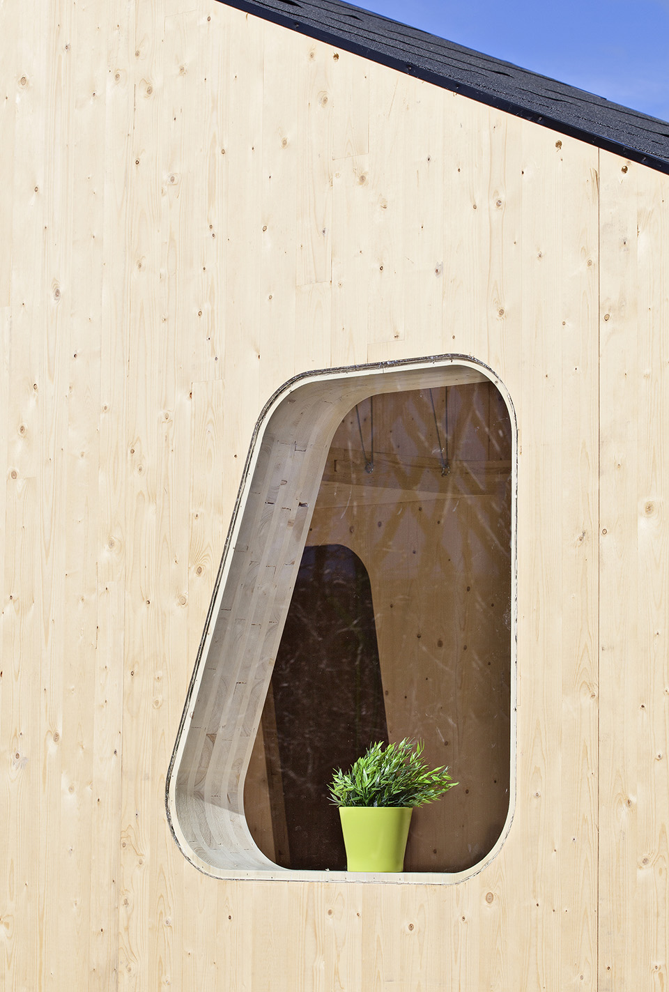 Prefab Student House by Tengbom Architects 3
