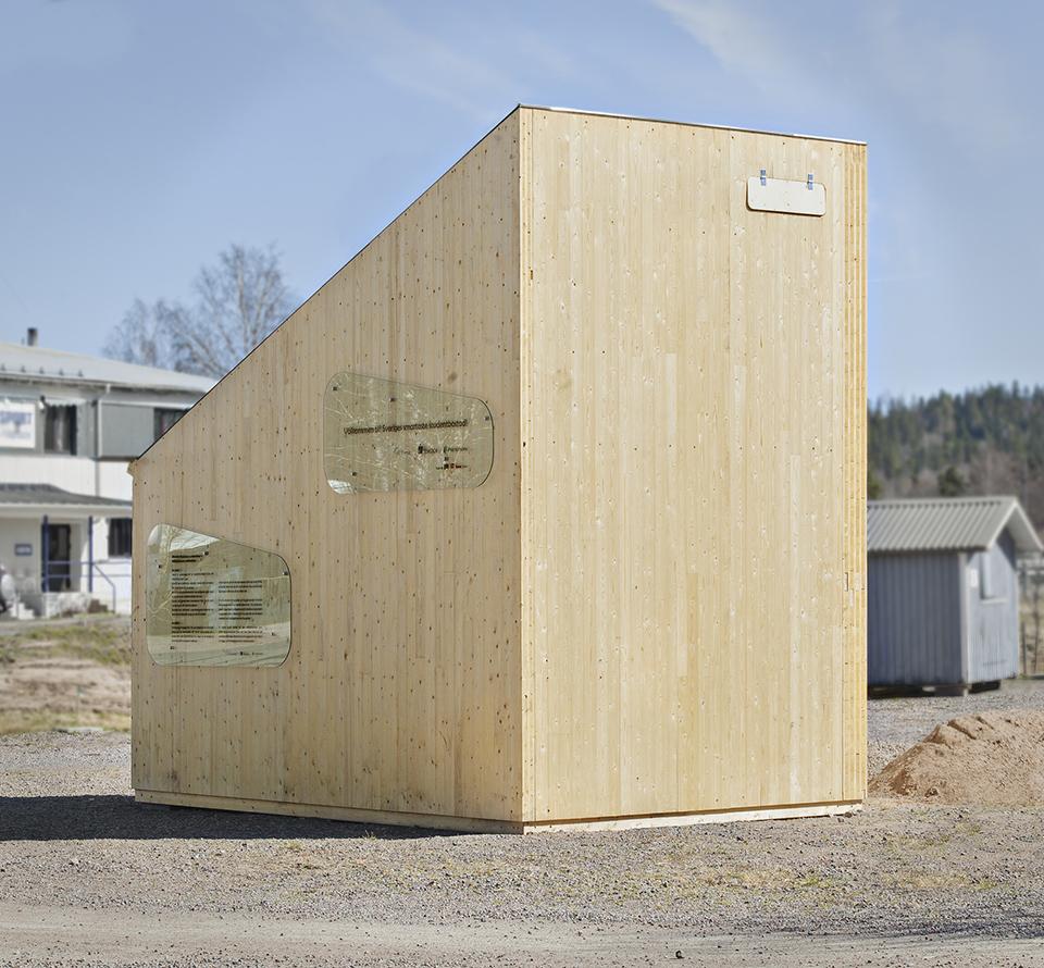 Prefab Student House by Tengbom Architects 7