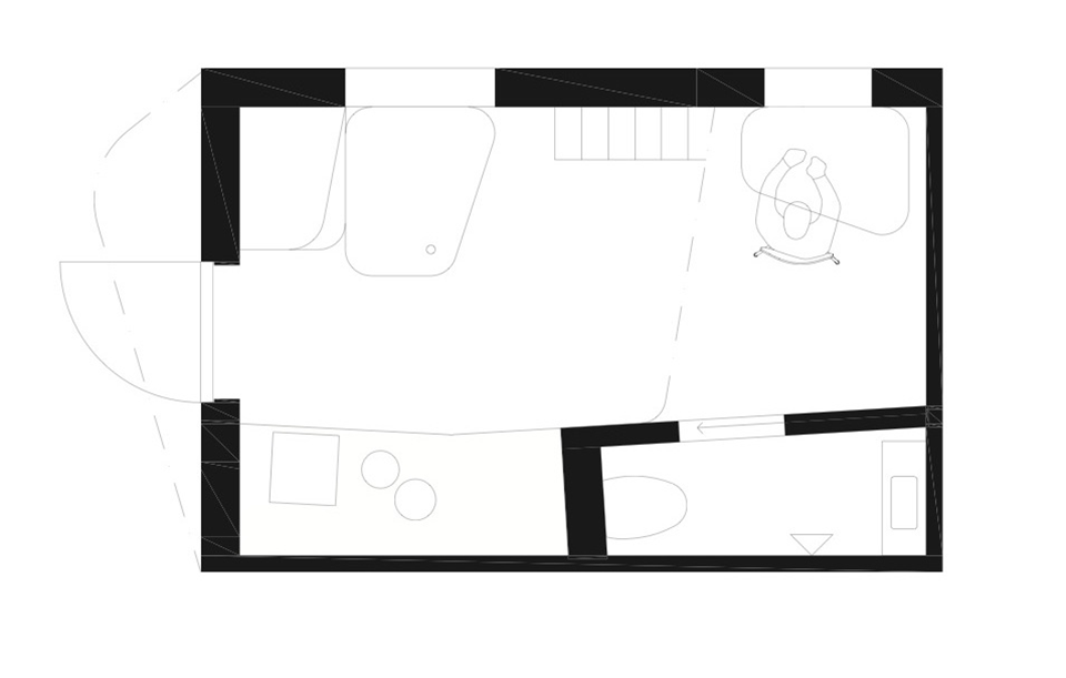 Prefab Student House by Tengbom Architects 9