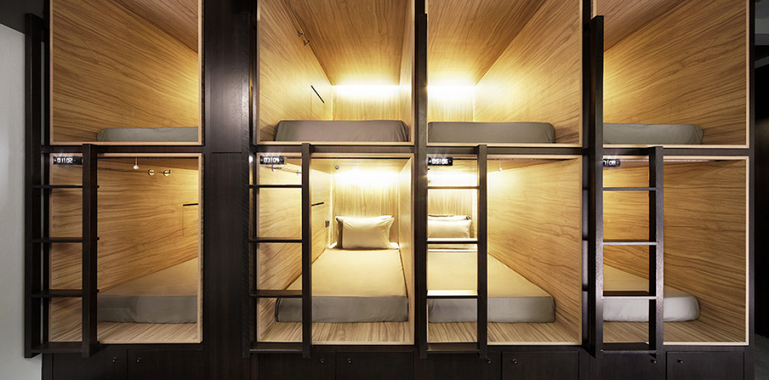 The POD Hotel – Singapore