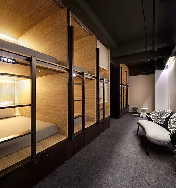 The Pod Hotel Singapore