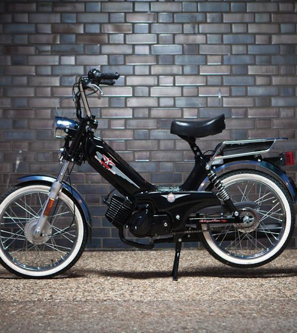 Tomos Classic XL Moped 12 600x672 Tomos Classic XL Moped