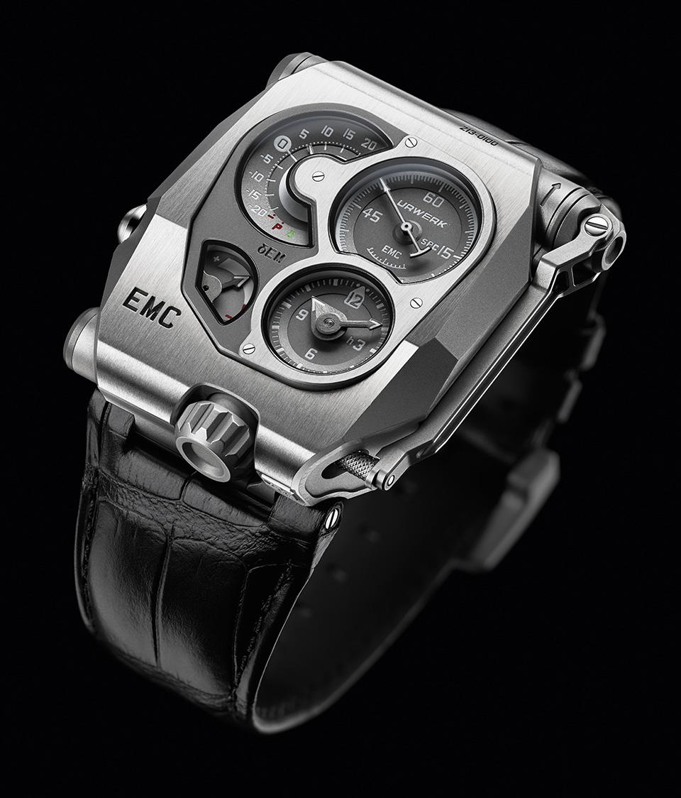 Urwerk EMC Watch 2