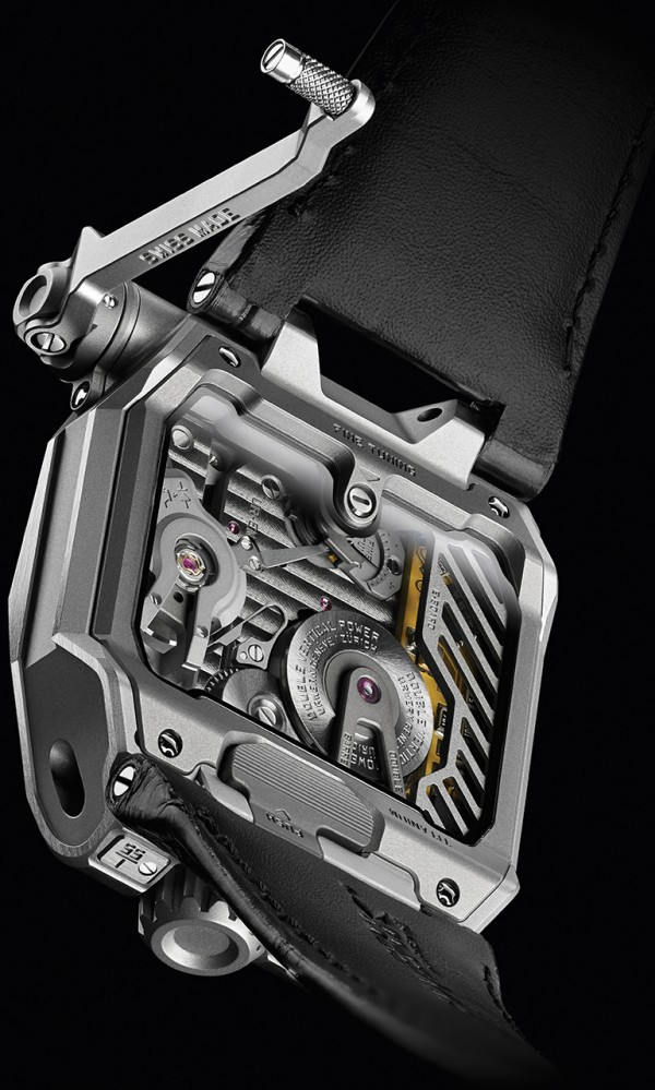 Urwerk EMC Watch 4