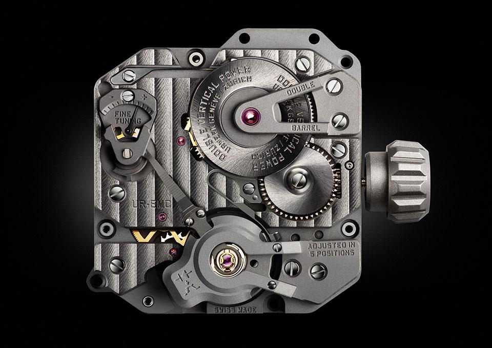 Urwerk EMC Watch 5