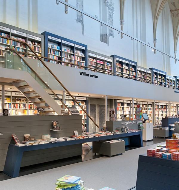 Waanders In de Broeren Book Store by BK Architecten 5