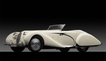1936 Talbot Lago T150C Cabriolet