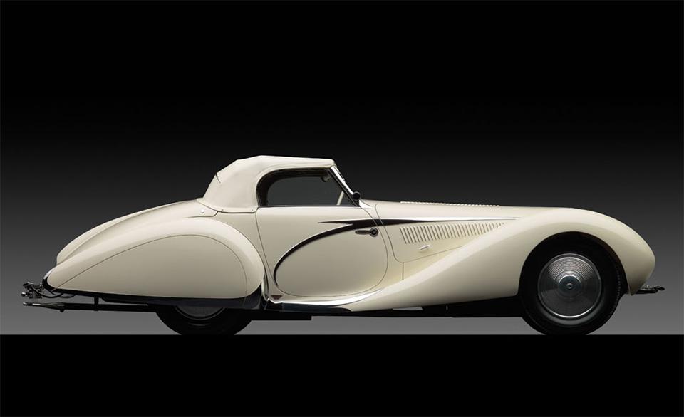 1936 Talbot Lago T150C Cabriolet 3