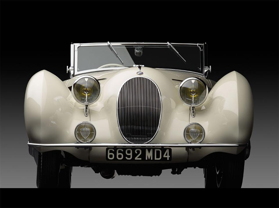 1936 Talbot Lago T150C Cabriolet 4