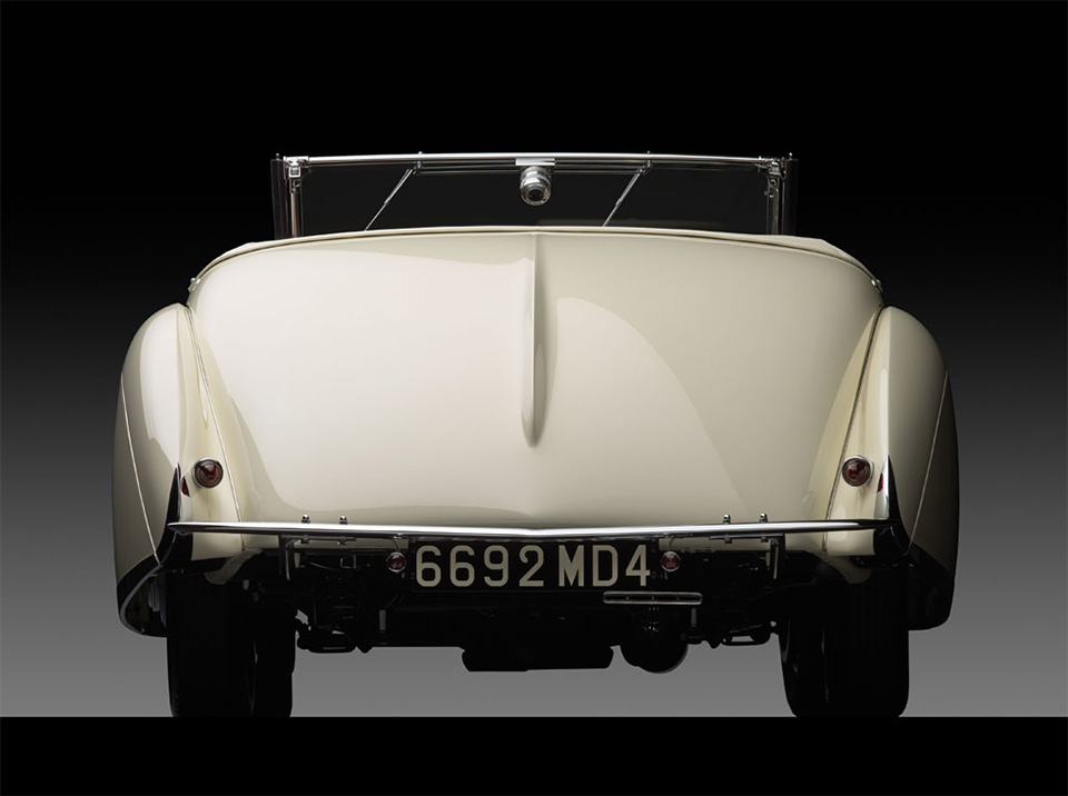 1936 Talbot Lago T150C Cabriolet 5