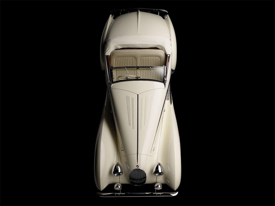 1936 Talbot Lago T150C Cabriolet 6