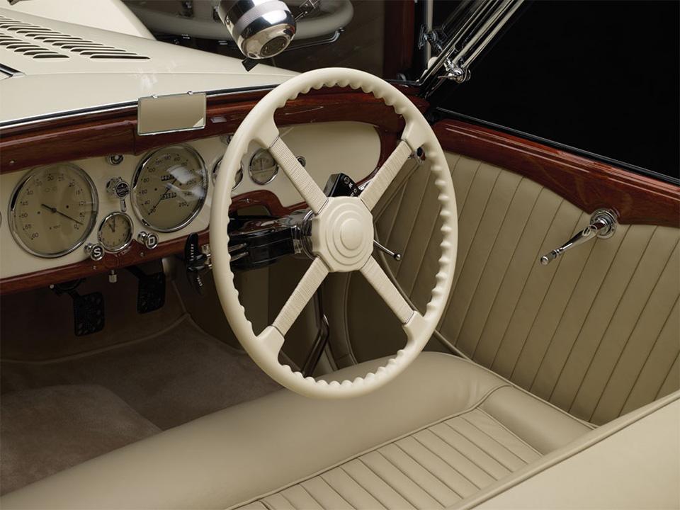 1936 Talbot Lago T150C Cabriolet 7