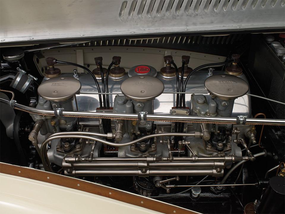 1936 Talbot Lago T150C Cabriolet 9