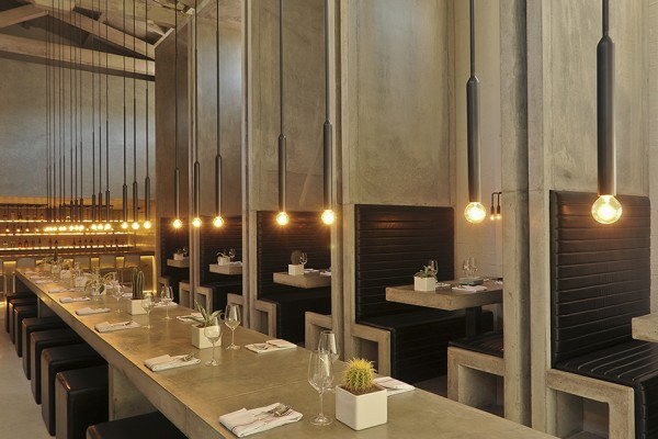 Americas Best Restaurant Design Workshop Kitchen and Bar 1 600x400 Workshop Palm Springs: Americas Top Restaurant Design
