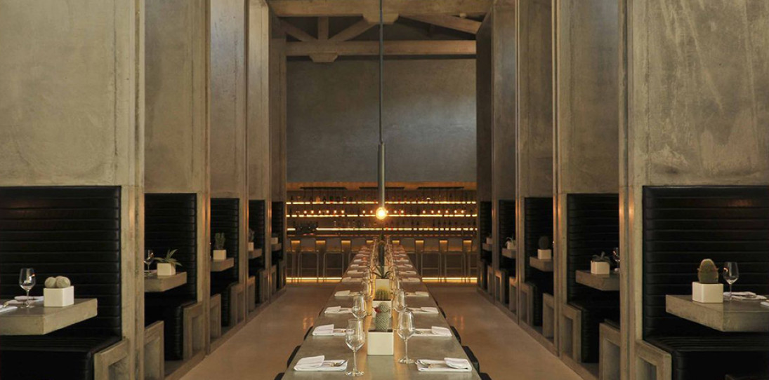 Workshop Palm Springs: America's Top Restaurant Design