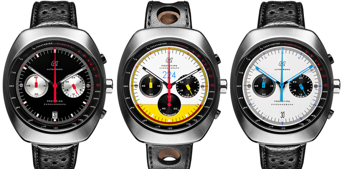 Autodromo Prototipo Watch