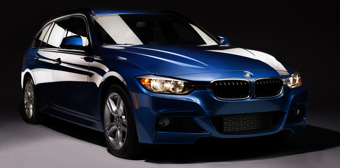 2014 BMW 328d: Diesel Dreamcar