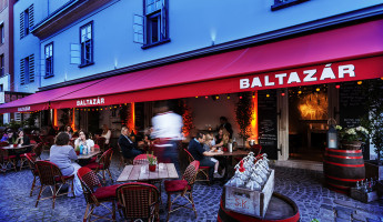 Baltazar Budapest Hotel