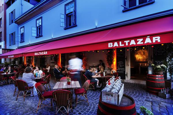 Baltazar Budapest 11 600x400 Baltazar Hotel   Budapest