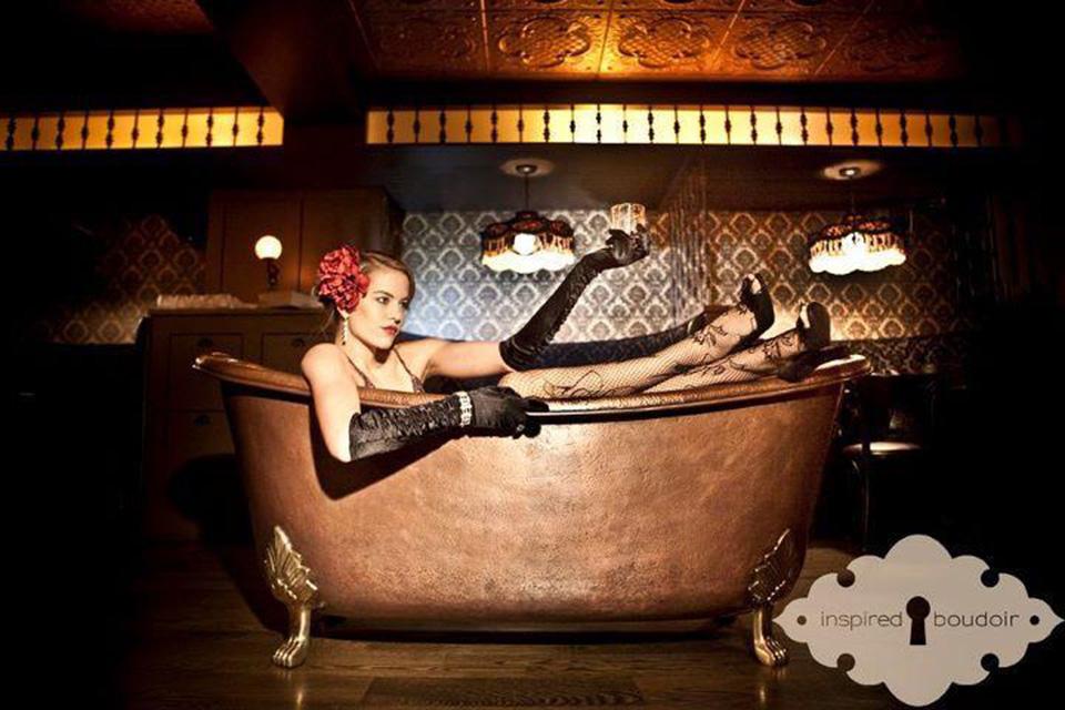 Bathtub Gin NYC 1