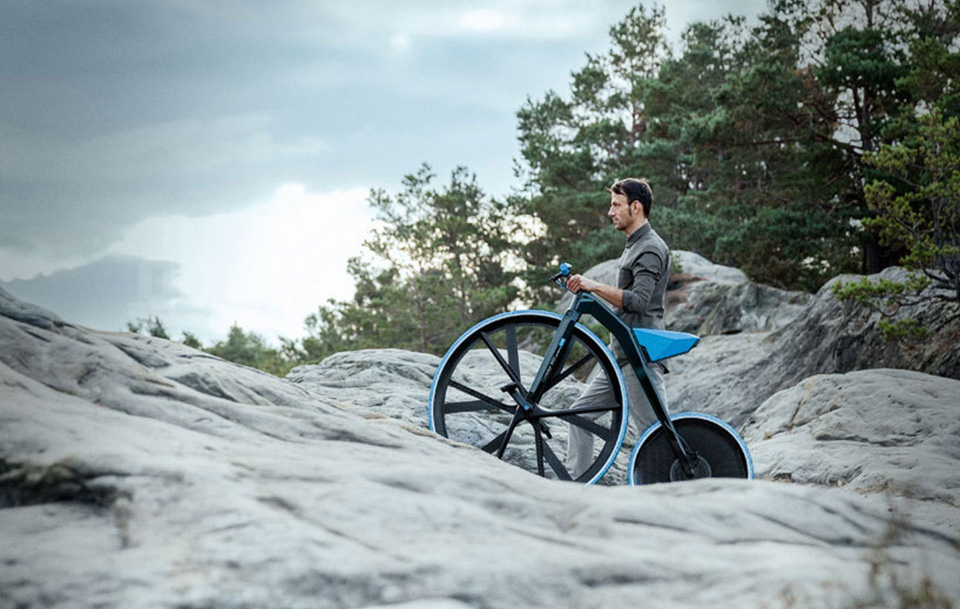 Concept 1865 Electric Bike by BASF and ding3000 1