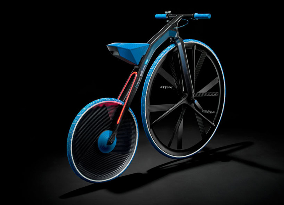 Concept 1865 Electric Bike by BASF and ding3000 4