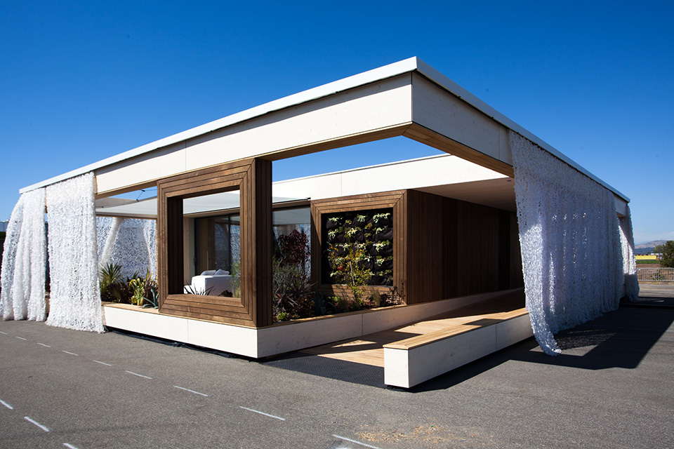 LISI Home – 2013 Solar Decathlon Winner 1