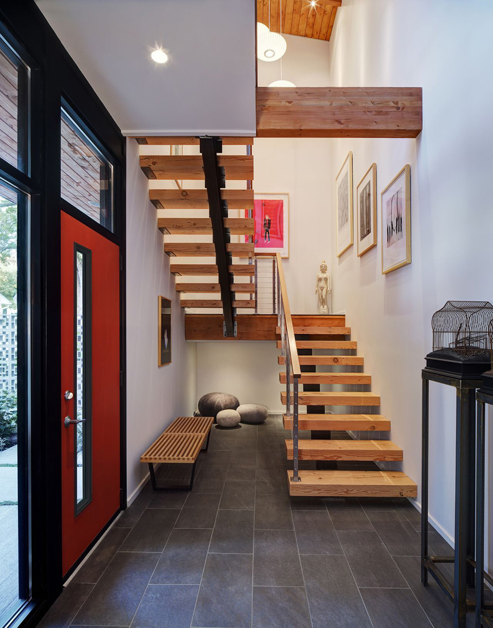 Midvale Courtyard House by Bruns Architecture 4