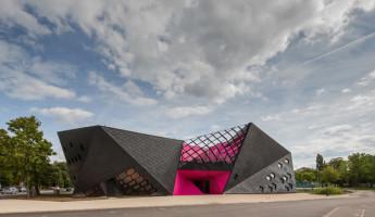 Mulhouse Cultural Center by Paul le Quernec