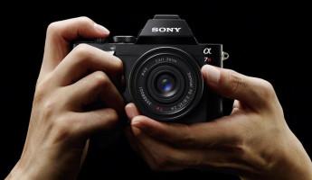 Sony A7 Full Frame Camera