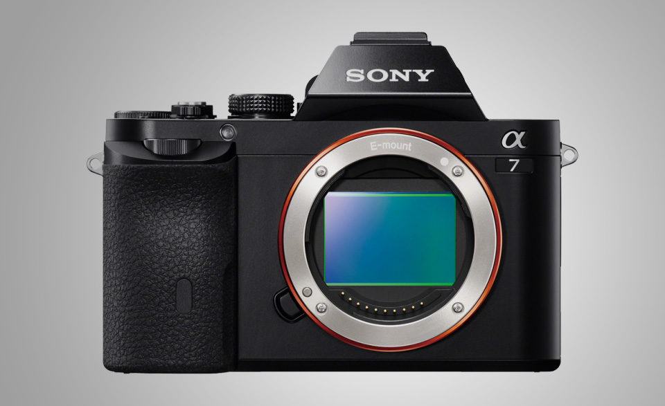 Sony A7 Full Frame Camera 2