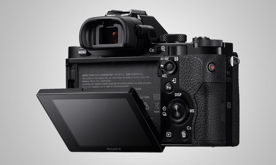 Sony A7 Full Frame Camera 6