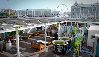 Moyo Waterfront Restaurant and Urban Farm