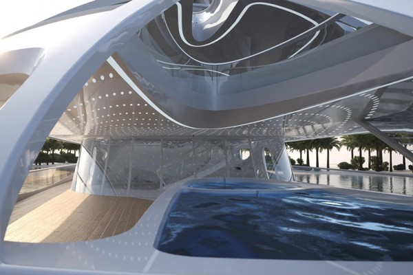 Zaha Hadid Superyachts for Blohm and Voss 4