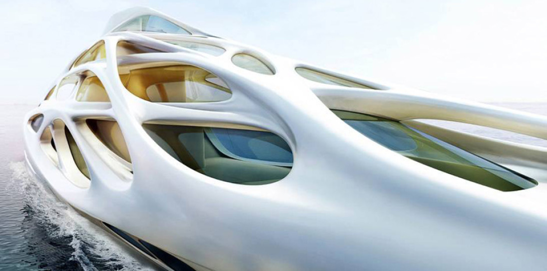 Zaha Hadid Superyachts for Blohm and Voss