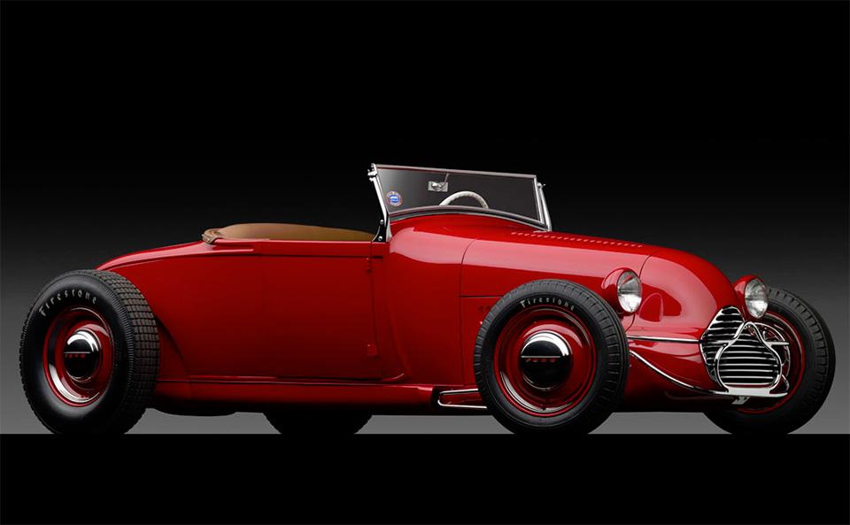 1929 Ford 'Dick Flint' Roadster 1