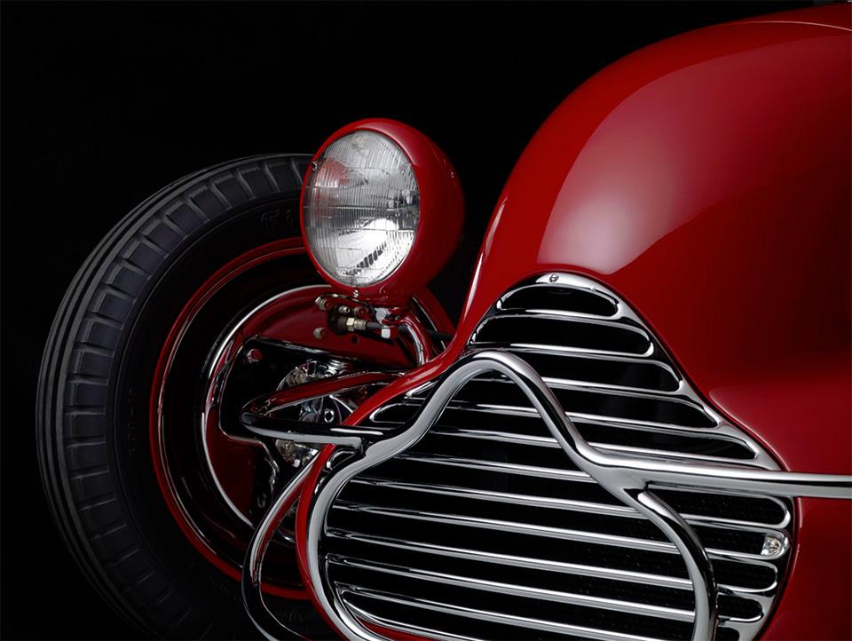 1929 Ford 'Dick Flint' Roadster 6
